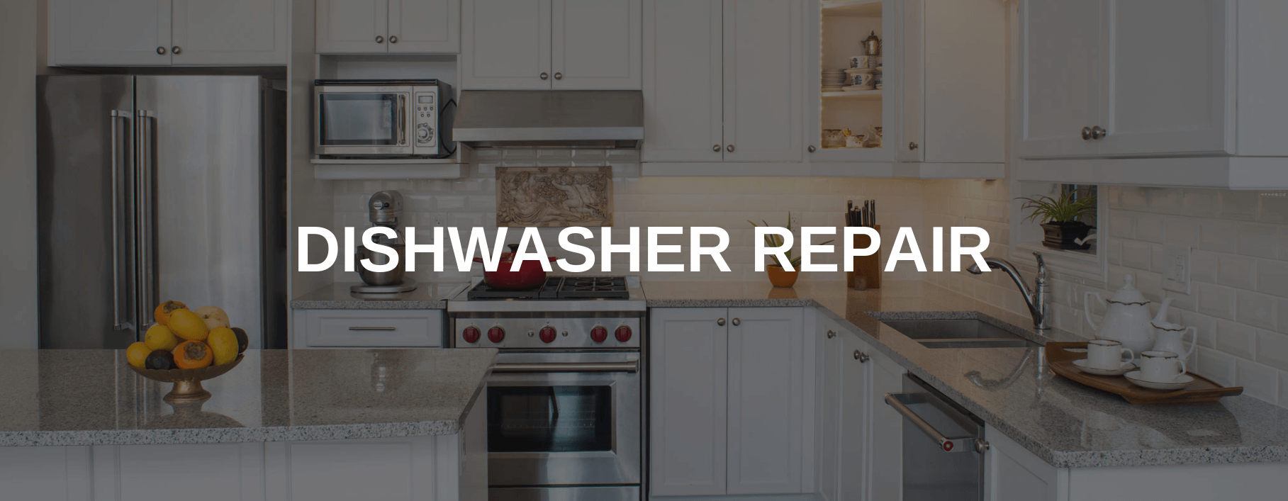 dishwasher repair reston